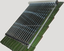 EN12975 U pipe Solar Collector for Solar Water Heater