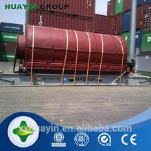 Specially for European waste plastic to oil pyrolysis machine