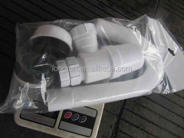 Basin And Kitchen Sink Extension Drain Pipe Buy Plastic