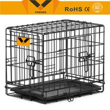 Dog transport cage,weld mesh dog cage, dog house cage