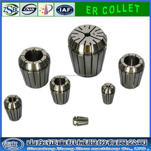 High precision and high quality ER series collets chuck with DIN6499B standard
