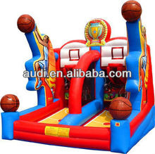 Inflatable Shooting Stars Basketball Games