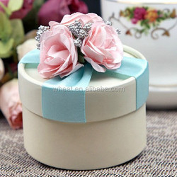 More Colors Personalized Handmade Wedding Favors Box
