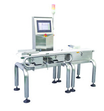 food and beverage automatic weight checker.food weigher checker.weigher detector