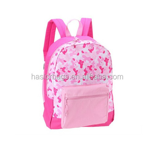 Mode bonne qualité adolescent sac à dos sac d'école