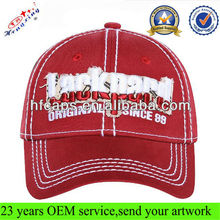 wholesale fashion mens embroidered 2013 baseball cap and hat