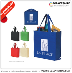 NonWoven Foldable Shopping Tote Bag (T383713)
