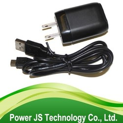 universal usa dc 5v 1a power adapter usb mobile phone charger