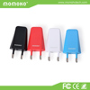 Home electronic high speed eu usb travel charger for smartphone mobile home travel chargers