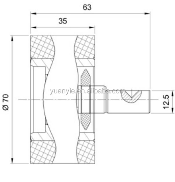 BARMAG NIP ROLLER DRAW TEXTURING MACHINE 4965966