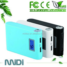 2015 Best selling Double USB Output Portable Mobile Power Bank For Mobiles , High quality power bank
