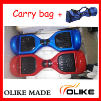 Top quality electric skateboard motor carrier bag included 6.5'' Two wheel balanced car