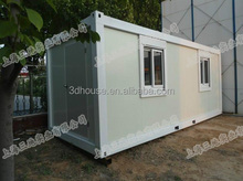 modern one bedroom low cost prefab house best price