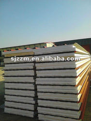 eps sandwich panel reinforce concret foam board insulation