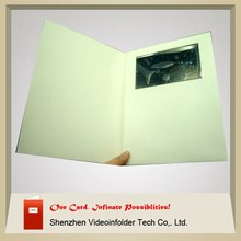 Video Greeting Card as Corporate Gift/Electronics Gift