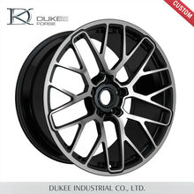 Oem forged alibaba best sale 21 inch black chrome alloy wheels