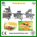 Industrial Elétrico Automático Meat Beef Linha De Produção De Hambúrguer