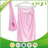 hot sale bamboo cotton bath robe for women
