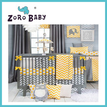 Comfortable First Children Produt Baby Bedding/Baby Crib Bedding Sets