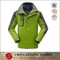 OEM BRAND Men's outdoor camping softshell jacket