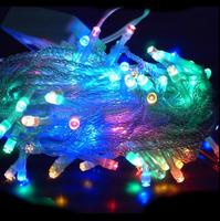 Outdoor waterproof dream color led lights copper wire led string light with good quality