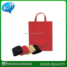Excellent quality best sell linen polyester foldable shopping bag