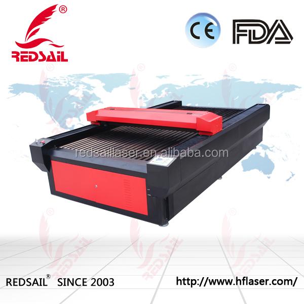 laser cutting cardboard machine