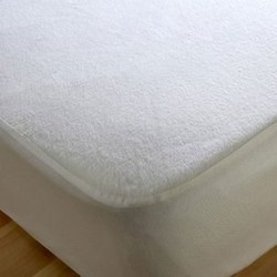 Protect Waterproof Terry Cotton Mattress Cover, Queen