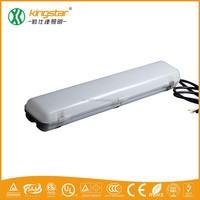 Full PC 600mm LED Tri-Proof Light 20w Waterproof IP65 / ip65 tri-proof led light