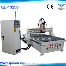 QD-1325 automated wood router / cnc router vacuum table