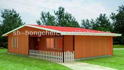 2013 fashion ecnomic joglo house/pre made houses/chinese prefab houses