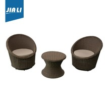 New Design Garden Furniture Rattan Patio sofa set
