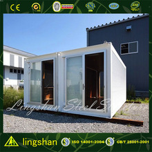 Light Steel Structure Living Container House of New Design
