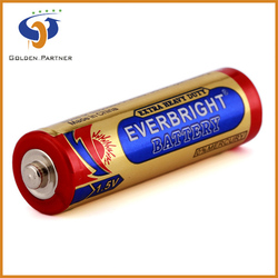 Professionally-producing r6p aa 1.5v zinc-manganese dry cell batteries