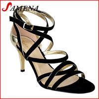 Wholesale lady sandals shoes