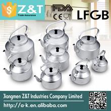 India aluminum washing white tea / water / handle for kettle