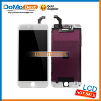 China factory direct sales wholesale cell phone spare parts! for iphone 6 digitizer replacement, lcd screen for iphone 6