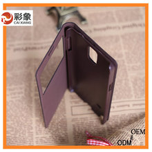 Waterproof wallet cover case for samsung galaxy fame lite s6790, hard case for samsung galaxy note gt-n7000 i9220