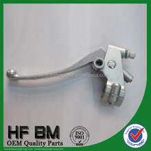 universal clutch levers include a perch so they fit all makes, models and years of motorcycles and ATV's brake and clutch lever