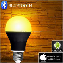 WiFi air freshener negative ion activate oxygen led bulb 11w pure white play by SmartPhone