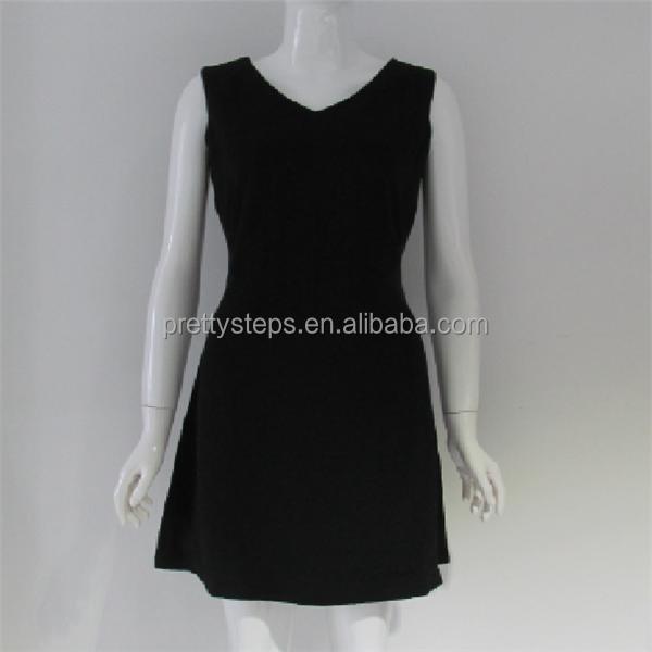 Waist Office Check Dresses