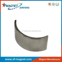 Industry Electric Motor Magnet Arc N35H Free Energy