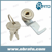 furniture connector as draw lock with key