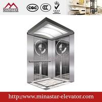 Machine roomless building lift price|Slience villa mini lift