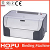 Used Automatic Perfect Spiral Book Binding Machine