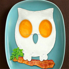 Factory price wholesale owl Fried egg, cartoon Fried egg circle DIY