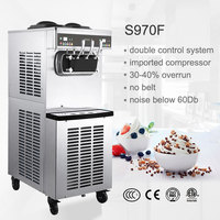 china manufacturer commercial sundae ice cream cone machine for sale