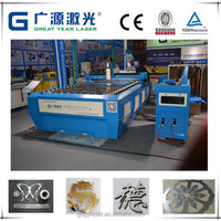 3000mm*1500mm metal craft laser cutter with 0.05mm high precision