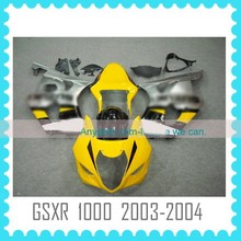 Aftermarket motorcycle parts Fairing for SUZUKI GSXR1000 K3 2003 2004