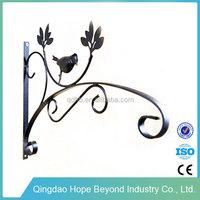 Home hardware wall mount bracket ornamental scroll bracket